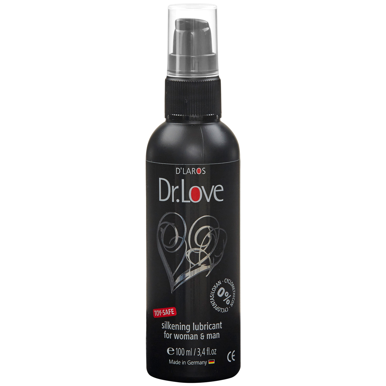 Dr. Love Silikon Glidmedel 100 ml - TESTVINNARE