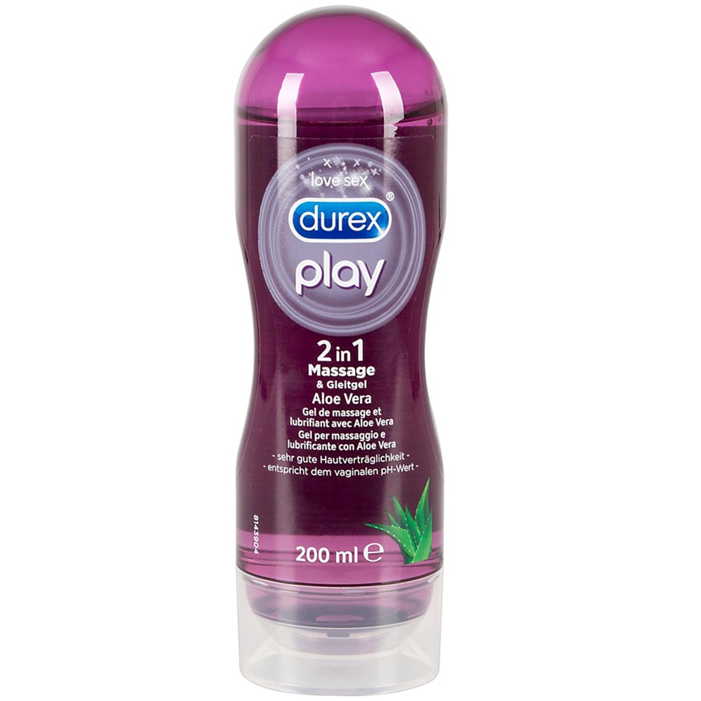 Durex Play 2-i-1 Massage Gel Och Glidmedel