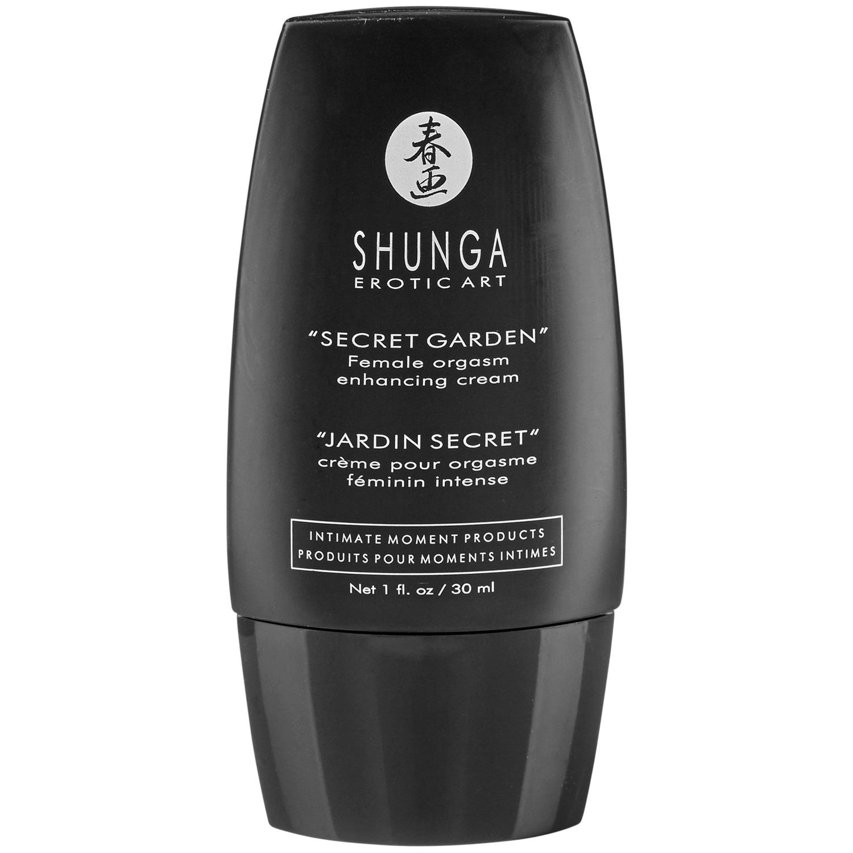 Shunga Secret Garden Klitoriskräm