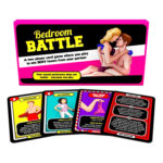 Bedroom Battle Erotiskt Spel för Par