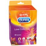 Durex Love Collection Kondomer 31 st
