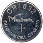 CR1632 Batteri 2 st