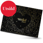 Sinful Deluxe Julkalender 2019 - TESTVINNARE