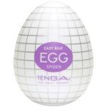 TENGA Egg Spider Onani Handjob för Män