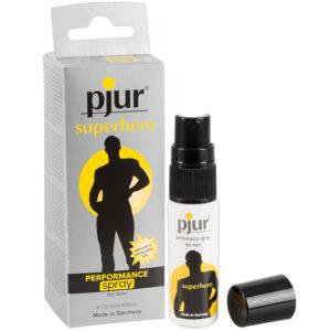 Pjur Superhero Performance Spray för Män 20 ml